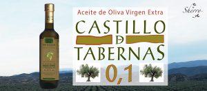 酸度0.1 最高品質 エクストラバージンオリーブオイル カスティージョ・デ・タベルナス0.1 グリーン・ノンフィルターオリーブオイル