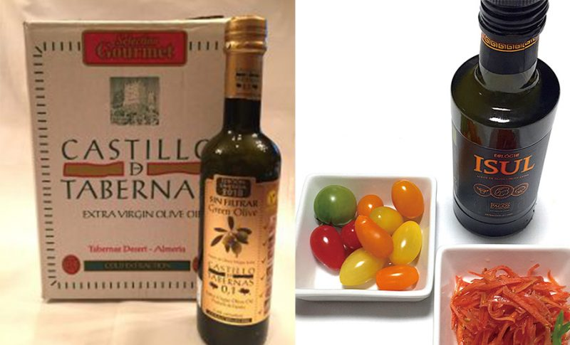 エクストラバージン オリーブオイル 酸度0.1 カスティージョ・デ・タベルナス0.1 イスール