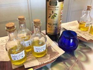季節の贈り物 酸度0.1のエクストラバージンオリーブオイル『カスティージョ・デ・タベルナス0.1 SINフィルターグリーンオリーブオイル』