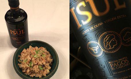 オリーブオイル オーガニック 酸度0.1 イスール 和食にオリーブオイルをかけてみよう。 おから煮
