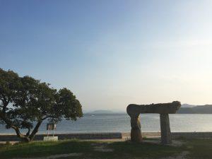 日本のオリーブの地 小豆島