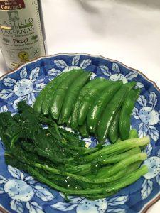 最高品質の酸度0.1 オリーブオイルと旬のお野菜 それはどこにでもある最高の奇蹟