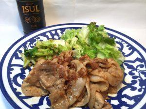 オリーブオイル 本物,高品質の酸度0.1で豚の生姜焼きを