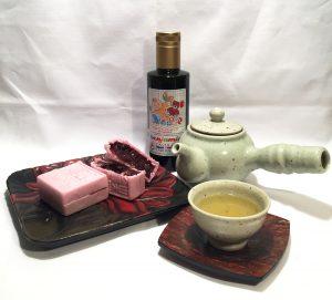 おすすめ オリーブオイルと和菓子 桜最中
