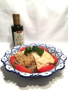 オリーブオイル 中華料理 カスティージョ・デ・タベルナス0.1