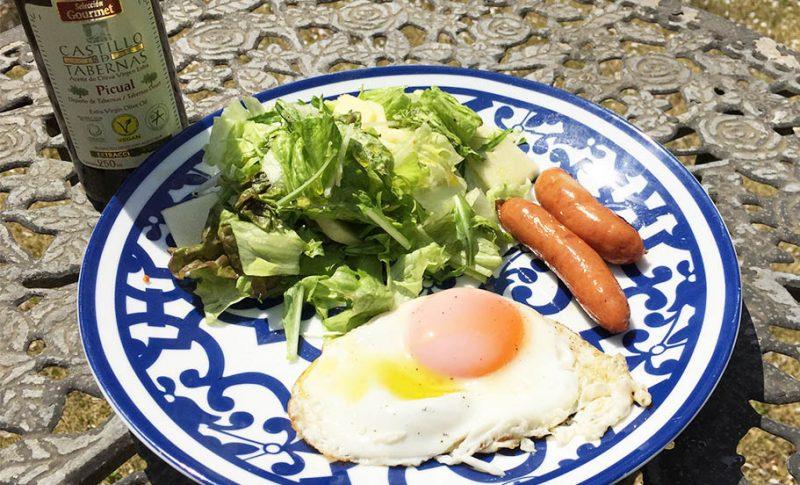 酸度0.1オリーブオイルで変わる!目玉焼きのおいしい食べ方