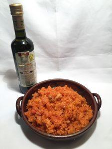 おすすめの最高品質エクストラバージンオリーブオイル カスティージョ・デ・タベルナス0.1 おすすめ チキンライスが絶品に。