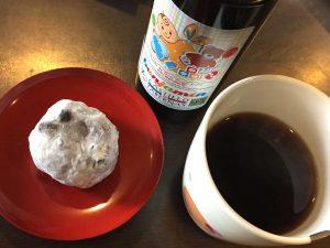 オリーブオイルと和菓子のコラボレーション