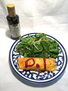 オリーブオイルでオムレツを作ろう おすすめ絶品です。