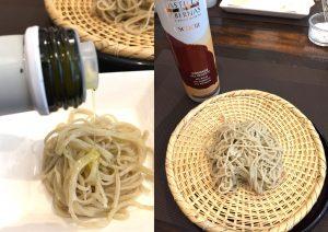 オリーブオイル そばにかけておいしい 和食にぴったり