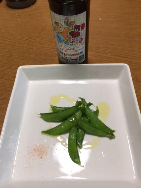 カスティージョ・デ・タベルナス ベンジャミン 酸度0.1 おいしいスナップエンドウの食べ方