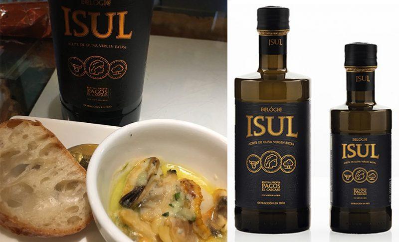 オリーブオイルおすすめお料理 オマール貝とあさりのアヒージョ