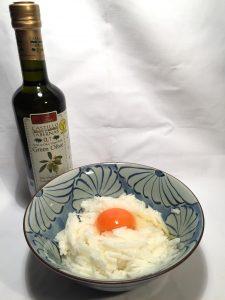 オリーブオイルと長芋料理 おすすめレシピ 最高品質エクストラバージンオリーブオイル