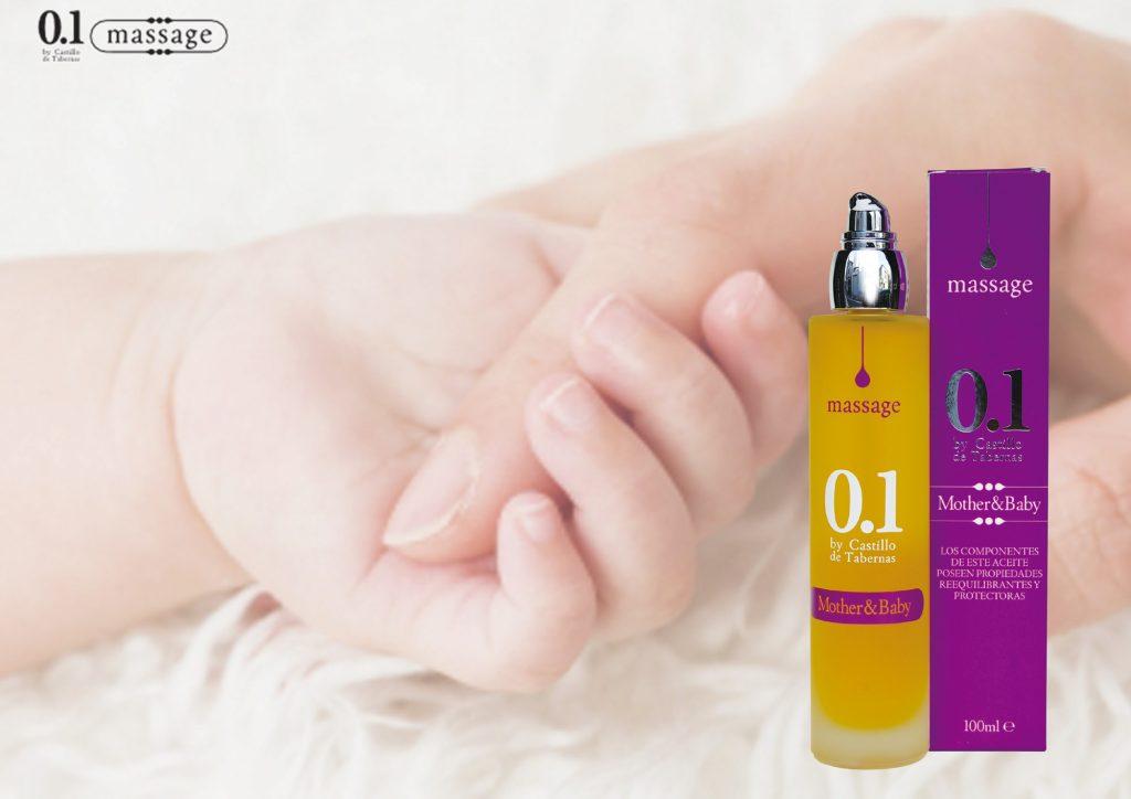 赤ちゃんとお母さんの為のスキンケア&ボディケア用マッサージオイル 酸度0.1のエクストラバージンオリーブオイルから生まれた優しい製品です。