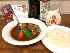 スープカレーカムイ 内藤食品株式会社 すいすぽ ファミコンロッキー あさいもとゆき めっとこ 酸度0.1のエクストラバージンオリーブオイル
