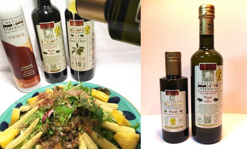 【酸度0.1の奇跡】季節の野菜で彩り豊かヤングコーンのサラダとオリーブオイル