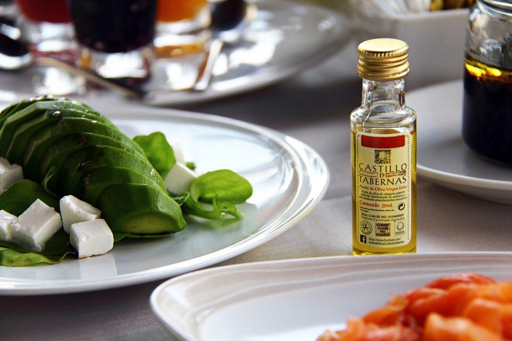 カスティージョ・デ・タベルナス0.1 酸度0.1のエクストラバージンオリーブオイル