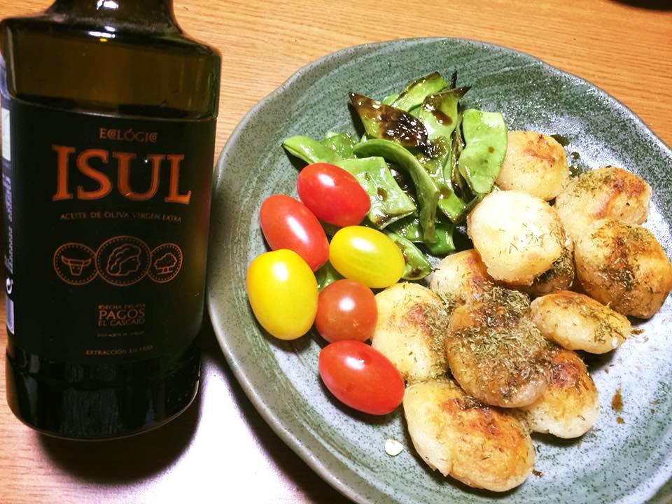 おすすめ オリーブオイル 有機栽培 じゃがいも料理にぴったり