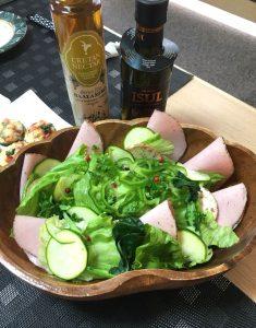 おすすめのバルサミコ酢とオリーブオイル