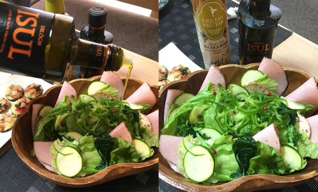 【酸度0.1の奇跡】おすすめオリーブオイルと白バルサミコ酢で素敵なサラダパーティー