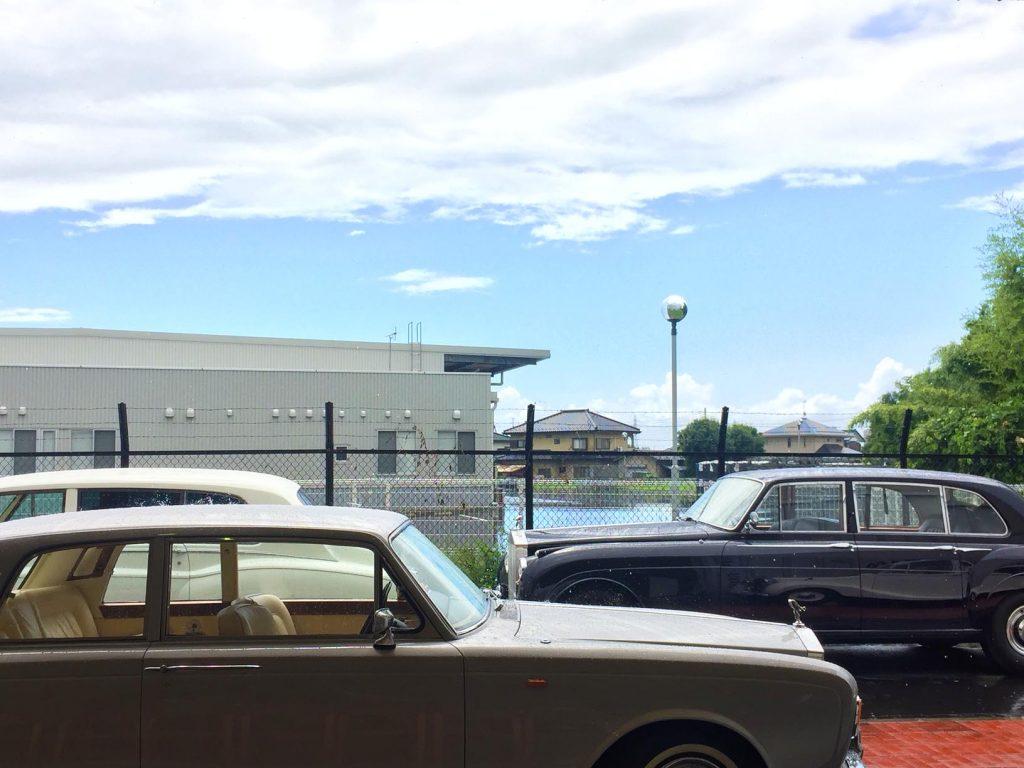 ワクイミュージアム ロールスロイス ベントレー