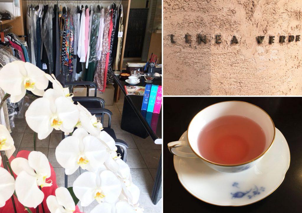 ヨーロッパブランド専門ブティック LINEA VERDE ~リニア・ヴェルデ~ 栃木県足利市 ファッション