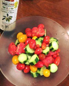 オリーブオイル 酸度 サラダ