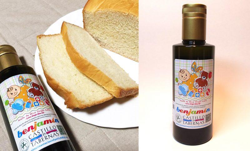 オリーブオイルでおいしいパンを作りましょう