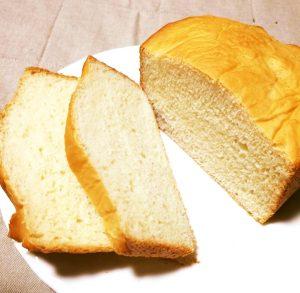 オリーブオイルでおいしいパン