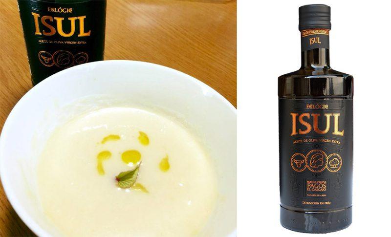 オリーブオイルを使ったおいしいじゃがいもスープ