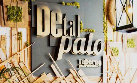 スペインでのおすすめレストラン~カスティージョ・デ・タベルナス0.1ブランド 直営店舗 De Tal Paloをご紹介