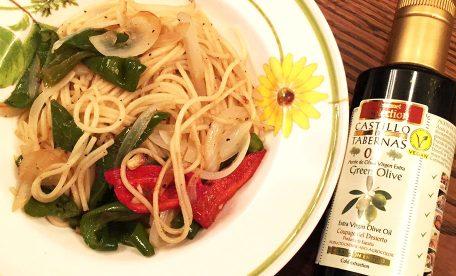 美味しいパスタにエクストラバージンオリーブオイルは欠かせない~オリーブオイル健康生活のすすめ