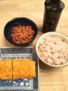納豆にオリーブオイルはおすすめの食べ方 カスティージョ・デ・タベルナス 酸度0.1