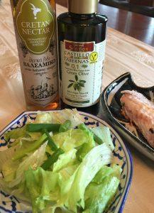 オリーブオイルにぴったりのバルサミコ酢