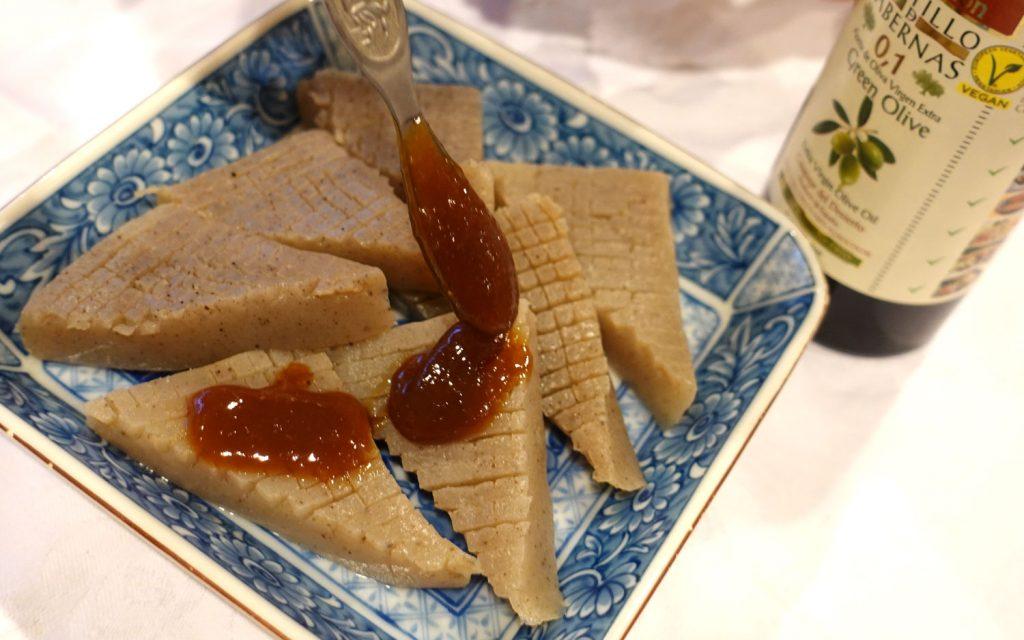 味噌田楽 オリーブオイル