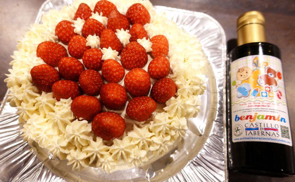 オリーブオイル ケーキ カスティージョ・デ・タベルナス0.1