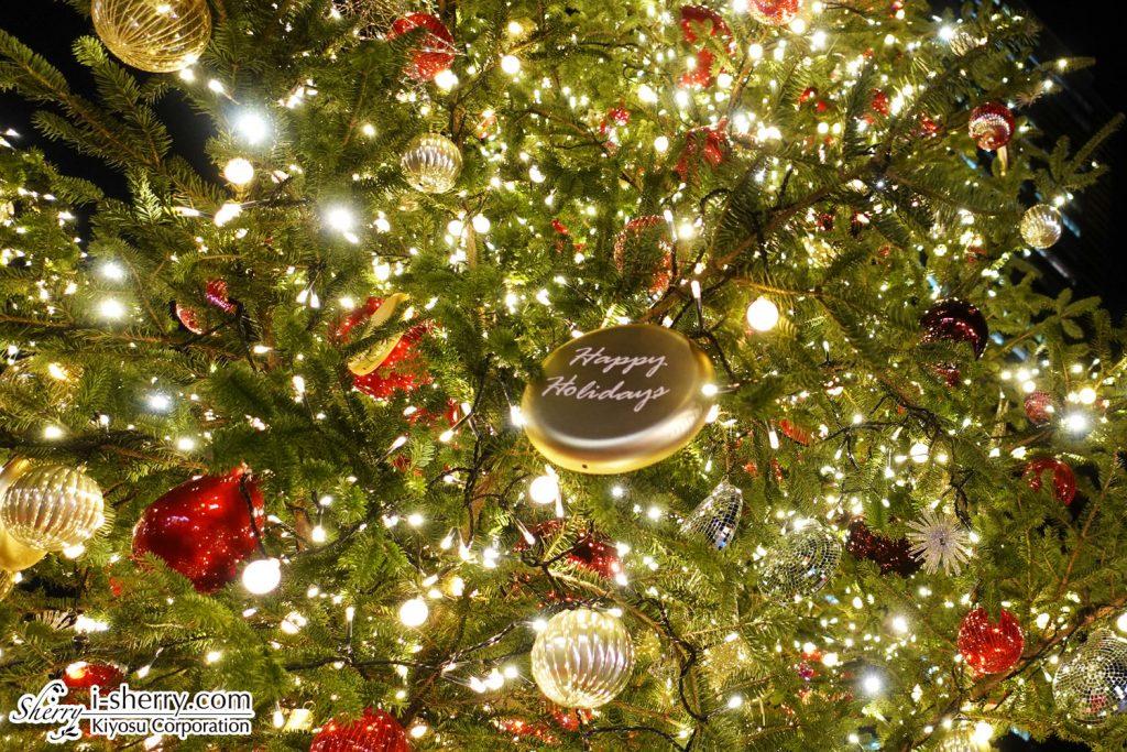 クリスマスツリー オリーブオイル