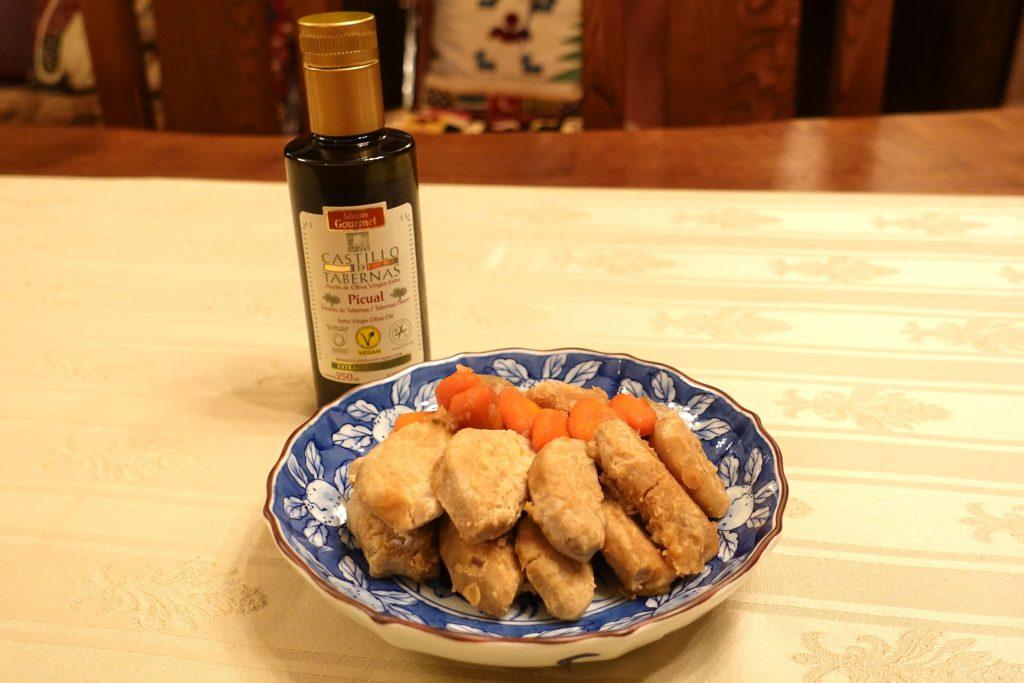 海老芋の煮つけ