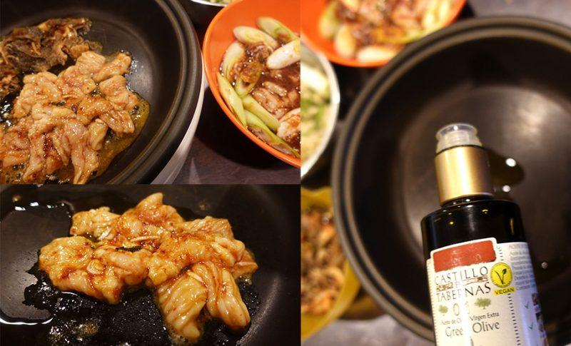 【絶品&おすすめ】寒い日はオリーブオイルで健康焼き肉を!