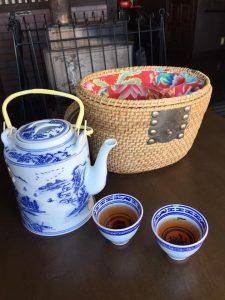 お茶 ティータイム