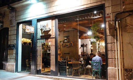 スペイン アルメリアのカスティージョ・デ・タベルナス0.1 直営レストラン~De Tal Palo