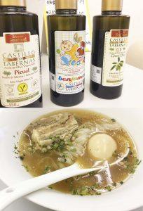 カスティージョ・デ・タベルナス0.1 薬膳スープ 肉骨茶