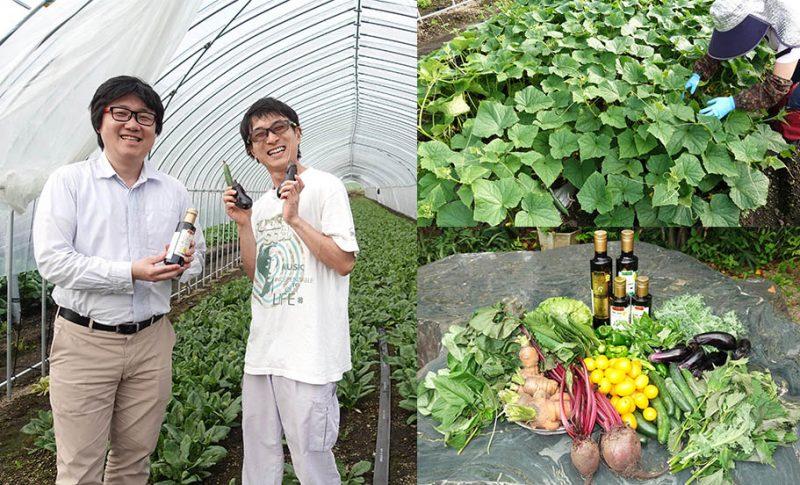 美味しいお野菜と共に~群馬県 昭和村 たま農園さんとカスティージョ・デ・タベルナス0.1のコラボレーション!