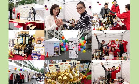 東京 青山キラー通りにて開催!キラ♡フェスにておすすめオリーブオイルを紹介しました!