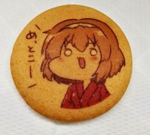すいすぽクッキー めっとこ