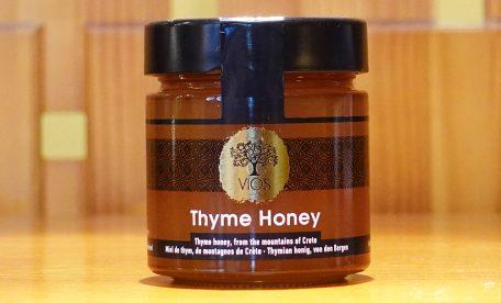 ギリシャ クレタ島産 タイム蜂蜜の取り扱いを始めました。