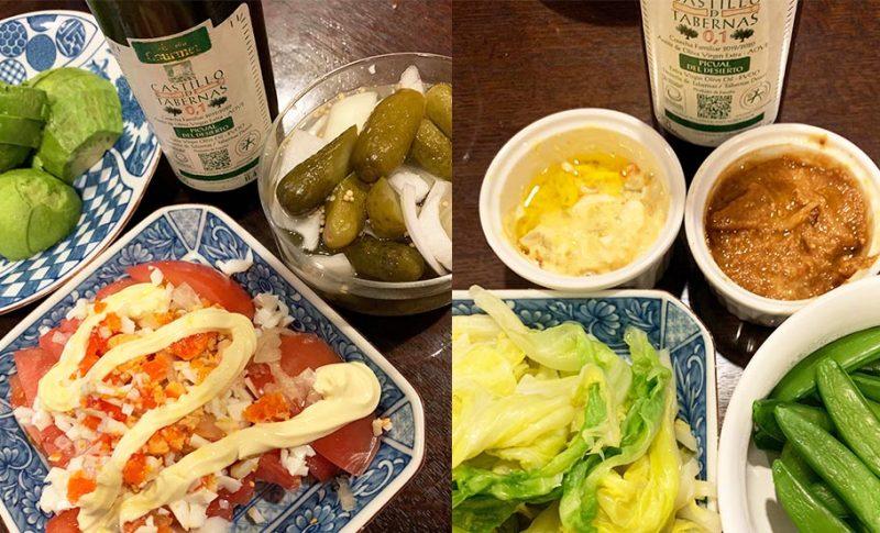 【おすすめ】オリーブオイルでおいしい野菜タイム