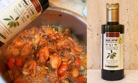 【おすすめ】オリーブオイルで作ろう!とりのウイング甘辛煮