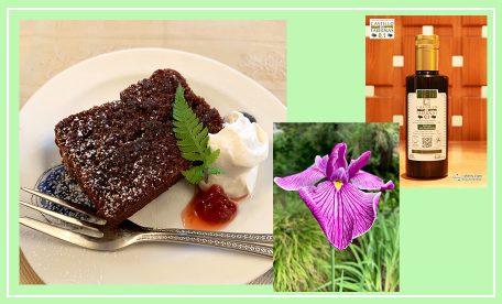 オリーブオイルで笑顔いっぱい手作りチョコレートケーキ