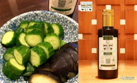 【おすすめ】和食でオリーブオイル~ぬか漬け